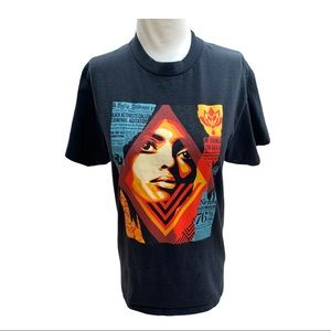 Obey Civil Disobedience black t-shirt small